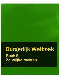 burgerlijk-wetboek-boek-5