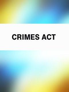 crimes-act