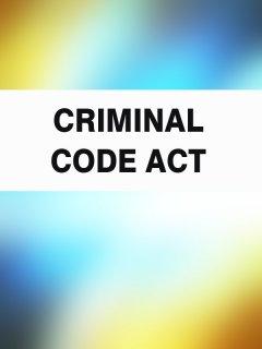 criminal-code-act