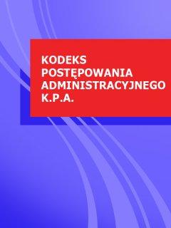 kodeks-postepowania-administracyjnego-kpa