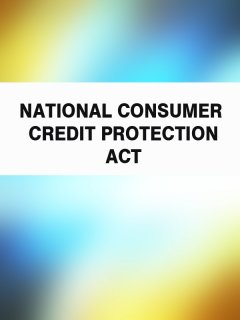 national-consumer-credit-protection-act