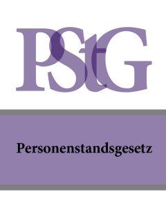 personenstandsgesetz-pstg