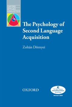 the-psychology-of-second-language-acquisition