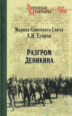 Егоров А.И. Разгром Деникина
