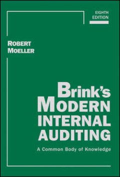 brinks-modern-internal-auditing-a-common-body-of