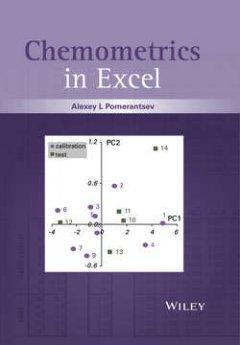 chemometrics-in-excel