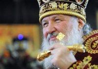 Новое шоу Патриарха Кирилла