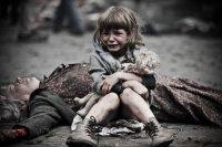 Девочка из Луганска