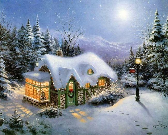 Хочу увидеть сказки Рождества
