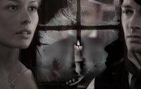 Горит в окне всю ночь свеча…