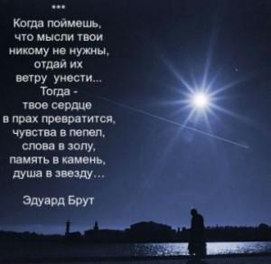 К СТИХАМ ЭДУАРДА БРУТА