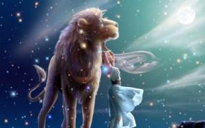 Я гуляла со львом (Ирина Федосеева)