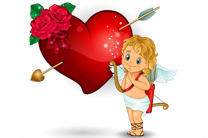 Картинки для святого валентина для детей