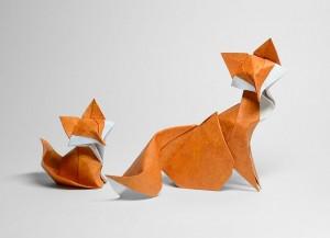 Оригами. Оно или они?