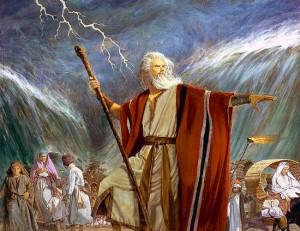 Посох Моисея
