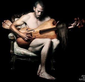 Ключи басовый и скрипичный