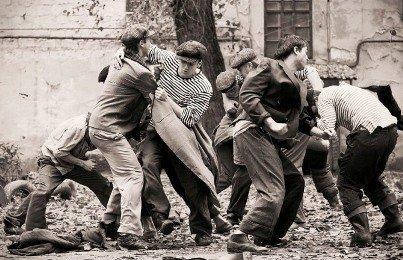 Шпана послевоенная