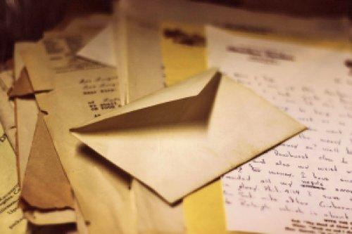 Письмо другу (Из жизни в классе)
