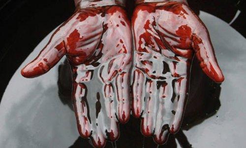 Нефть, кровь