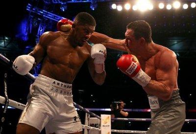 Комментарий боксёрского поединка Энтони Джошуа и Владимира Кличко,                                                            состоявщегося 29 апреля 2017 года в г.Лондоне