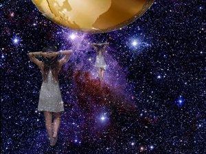 Под звездами (прочитала)