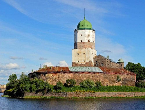 Путешествие по Ленинградской области. Уникальный Выборг
