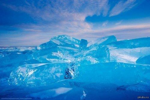 Еще не растаяли льды