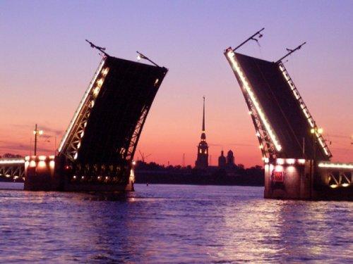 Проспекты, мосты, фонари