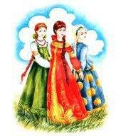 Сказка о том как царь дочерей замуж выдавал