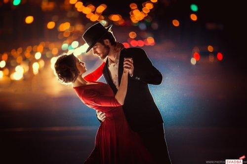Танцующий в ночи