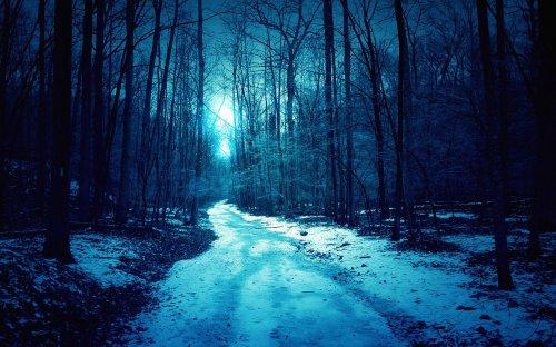 Зима пришла, погода хмурится....