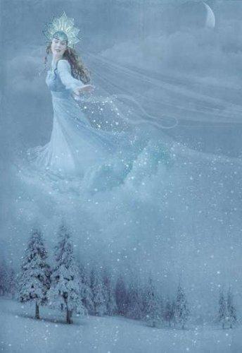Поёт зима — аукает...