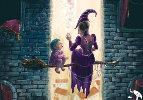 Сказка о прекрасной фее детских снов