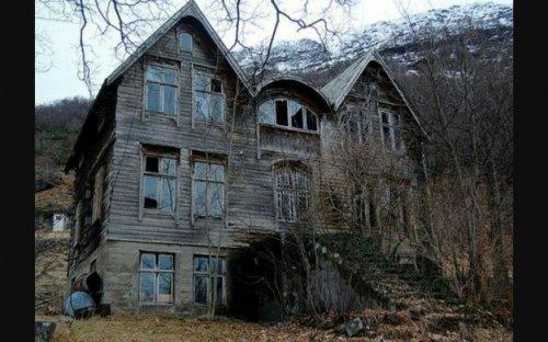 Не просто так заброшен дом…