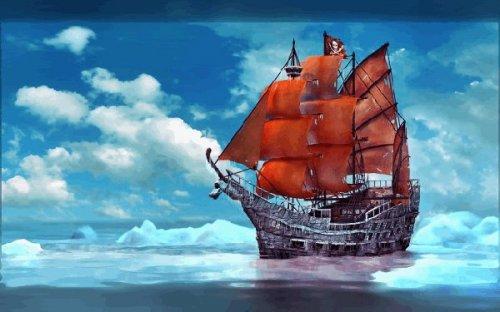Пираты снова уходят в набег