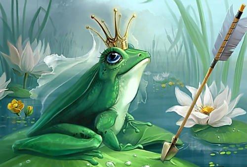 Лягушка - царевна
