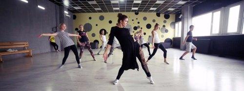 Разминка перед танцем