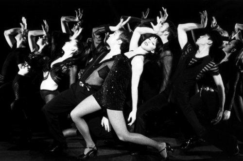 Обучение танцу в бродвейском стиле