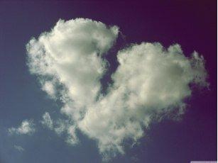 Любви, расколотое сердце...