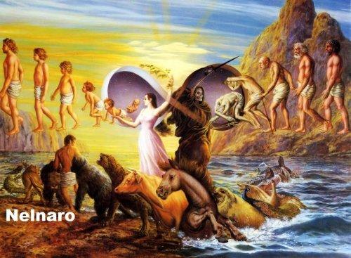 Перевоплощение - постоянное явление в сказках и мифах