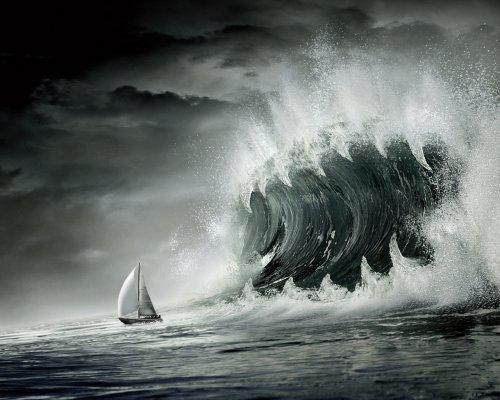 Безумие воды…