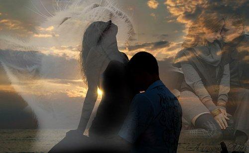 Не пропадет любовь твоя печалью  в черный зной