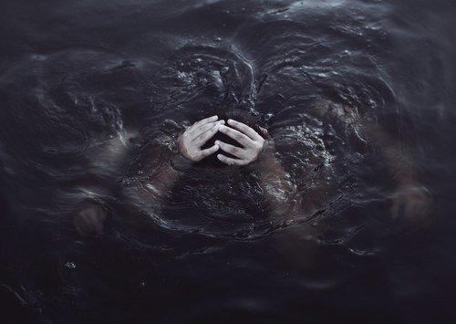 Глубокий омут… Тишь… Покой…