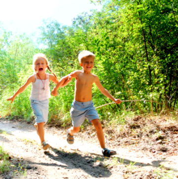 СВЕТКА С ПЕТЬКОЙ И ЗВЕЗДА В КОЛОДЦЕ(для детей)