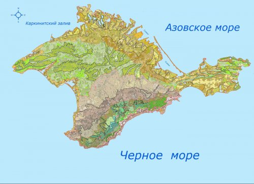 Чудо-рыба остров Крым