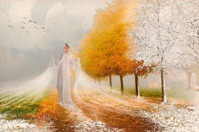 Только осень (прочитала)