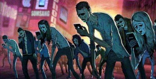 Смартфон или Добро пожаловать в Zомбилэнд 2