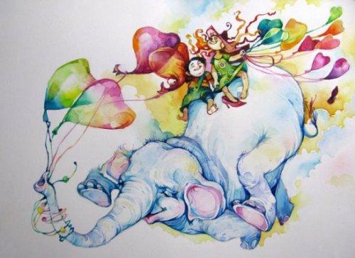 Душа слона