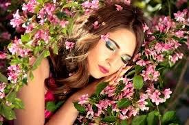 Спит весна...