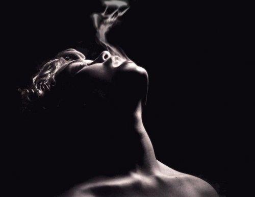 Молчание… Туман…  И стужа